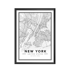 Design your own custom map poster with our design tool