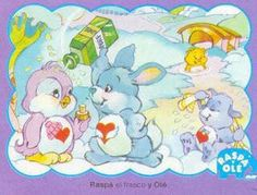 Cozy heart penguin, Swift heart rabbit and Gentle heart lamb...