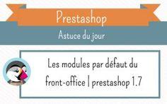 Les modules installés par défaut sur le front-office de votre boutique   Prestashop 1.7