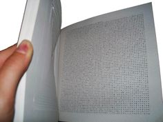 Book that reads around in a square, click the link to see more.