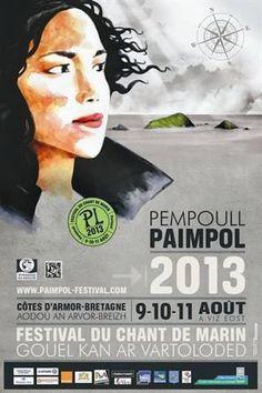 Festival du Chant de Marin  du 9 au 11 août 2013  Paimpol