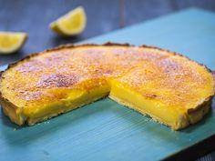 Бон Апети Лимонов тарт с карамелена коричка