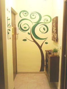 "Mi Pared Favorita'12: ""Mi árbol"" de Ada : x4duros.com"