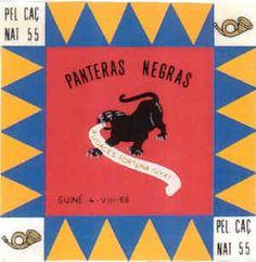 Pelotão de Caçadores Nativos 55 Guiné War, Black Panthers