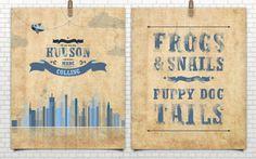Custom Baby Boy Typographic Print by #blue #boy #babyshower #aviation #vintage #airplane #welcomebaby #babygift #nurserydecor #nursery #artwork #poster #typography #print #graphicdesign