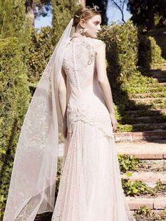 Vestidos de novia años 20: Fotos de los más fashion (Foto 20/39) | Ella Hoy