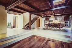 Millstream Drive renovation - Midcentury - Staircase - Salt Lake City - by DFS Construction Inc.