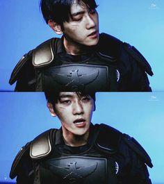 cool baek,comeback fighting#exo #exok #baekhyun #baekhyunee #baek #엑소 #변백현 #백현 #exomonster