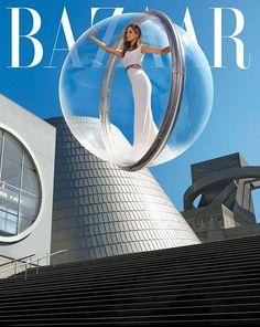 Jennifer Aniston for Harper's Bazaar US