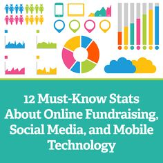 12 Must-Know Stats About Online Fundraising, Social Media, and Mobile Technology
