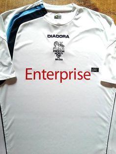 ce344d346f8 Relive Preston North End s 2005 2006 season with this original Diadora home  football shirt.