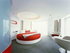 Bedroom in W Hotel Seoul
