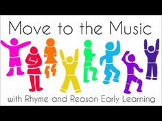 Preschool Music, Teaching Music, Adapted Physical Education, Freeze Dance, Rhyming Activities, Music And Movement, Rhyme And Reason, Brain Breaks, Eyfs