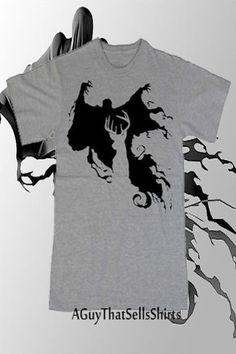 Harry Potter Shirt Prisoner of Azkaban Dementor shirt. $13.99, via Etsy.