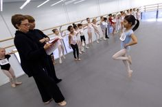 The Manhattan-based academy is the official school of the New York City Ballet, and those children selected for the Winter Term will perform in the company's annual production of The Nutcracker at the Lincoln Center.