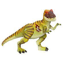 Jurassic Park Dino Growlers Tyrannosaurus Rex Figure