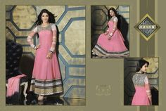 Buy Online Indian Suits and Sarees For Orders and Queries please Whatsapp on +919714569410 Or DM me. Limited offer. hurry Price : Rs.3600 INR/ $63 USD + Shipping #pihufashion #fashion #indian #desistyle