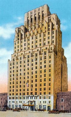"Hotel Piccadilly, 227 W. 45th St., Near Broadway, New York    ""At Your Service in New York City/600 Rooms all with private bath and radio/Television available/ From $4.50 Single From $7.00 Double/ Home of the Famous Piccadilly Circus Lounge,"" reads a 1953 tourist brochure for the Piccadilly Hotel.    Named after London's Piccadilly Street, the hey-day of New York's Hotel Piccadilly was in the 1930s, '40s, and '50s. The hotel was in the heart of the Theater District, ""smartly located in the…"