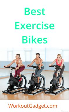 If your idea of a good workout doesn't involve going to the gym, then home exercise bikes are just the things for you. We reviewed the top models currently available