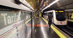Metrobús pasa de 9,30 a 12 € (29% más) Madrid Metro, Locomotive, Railroad Tracks, Bullshit, Yards, Trains, News, Funny, Countries