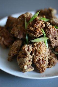 Chicken Recipes : Fried Belacan Chicken Recipe