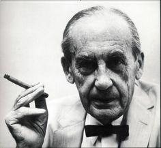 Walter Gropius, 1883-1969, German architect and founder of the Bauhaus School