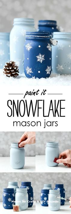 New Creative Mason Jar DIY Ideas #masonjarcraft