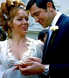 Mr & Mrs Bond - On Her Majesty's Secret Service (1969)