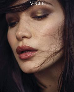 Bella Hadid || VOGUE Korea (January 2018)