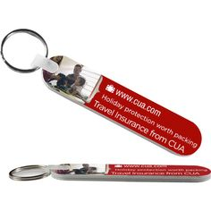 """Here is the """"key"""" to your company's next promotional campaign. This keychain style extra thick EVA Form nail file makes an incredible giveaway. Add your logo to this 3 1/2""""W x 3/4""""H product for an awesome opportunity to promote your business. This item would make a fantastic addition to a company gift bag to hand out during tradeshows, conferences and seminars. Order yours today to add some fun to your company's upcoming event."""