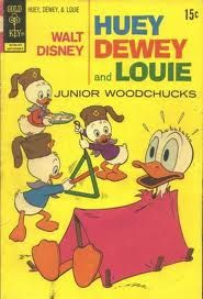 huey dewey and louie