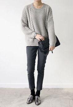 @evatornado minimal casual outfit