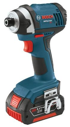 Save $ 274.01 order now Bosch IDS181-01 18-Volt Lithium-Ion Compact 1/4-Inch Hex