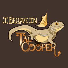 Tad Cooper T-Shirt for King Richard's Dragon on the Galavant TV Show.