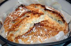 """Luscious loaves #realbread """"Somptueux pain doux aux céréales, cuisson en cocotte"""""""