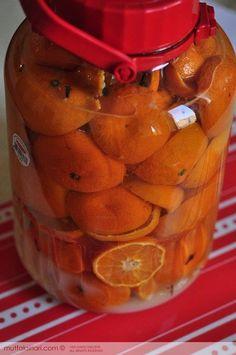 Ev Yapımı Portakal Likörü – Mutfak Sırları – Pratik Yemek Tarifleri