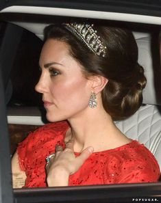 Kate Middleton and Prince William Leave the Kids at Home For a Royal Reception in London