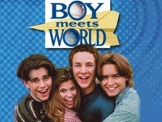This is my favorite clip from the Boy Meets World Series. Boy Meets World is owned by Disney and ABC. Childhood Tv Shows, 90s Childhood, My Childhood Memories, Boy Meets World, Mejores Series Tv, Movies And Series, Tv Series, Old Shows, Good Tv Shows