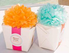 DIY...Crepe Paper Gift Wrap