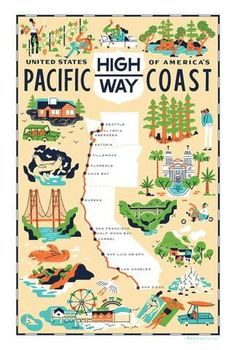 Pacific Coast Highway – Vestiges #TravelDestinationsUsaWest