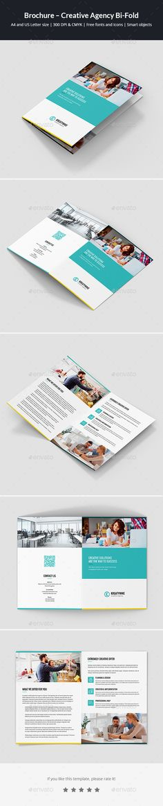 Company Profile Brochure Company profile, Brochures and Brochure - free brochure design templates word