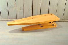 Vintage Cedar Wood Sleeve Board