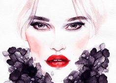 fashion illustration blog
