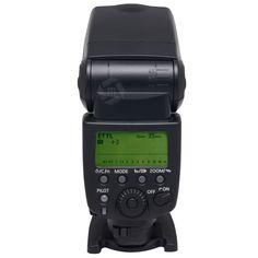 80.00$  Buy here - http://ali5zr.worldwells.pw/go.php?t=32241384205 - Meike MK-580 E-TTL Flash Speedlite for Canon 580EX II EOS 5D II III 6D 7D 60D 70D 650D 700D VS yn-568ex