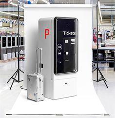 Designa Coinless Parking Terminals | PostlerFerguson Kiosk Design, Id Design, Shape Design, Digital Menu Boards, Electric Car Charger, Digital Retail, Blue Company, 3d Printer Designs, Interactive Installation