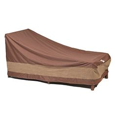 Patio Furniture Covers - Duck Covers Ultimate Patio Chaise Lounge Cover 74Inch *** Details can be found by clicking on the image. (This is an Amazon affiliate link)
