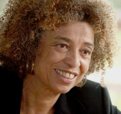 Angela Davis is an American political activist scholar and author who emerged as a nationally prominent activist and radical in the as a leader of the Communist Party USA and Black Panther Black Panthers, Women In History, Black History, Faire Son Coming Out, Michael Richardson, Angela Davis, Black Panther Party, She Girl, Girl God