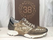 Sneakers Civico 38 Primavera-Estate Scarpe Travel Donna Taglia 37 Made In Italy   eBay