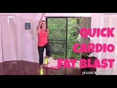 Join certified personal trainer Jessica Smith live from home with this total body strength training routine designed to build metabolically active lean mus Jessica Smith, Youtube Workout Videos, Fat Burning Cardio Workout, 20 Minute Workout, High Intensity Interval Training, Gym, Easy Workouts, Cardio Workouts, Workout Routines