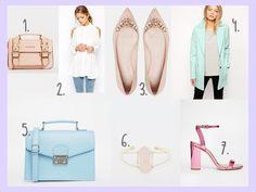 Jetzt auf meinem Blog: I want candy! Candy color wunschliste